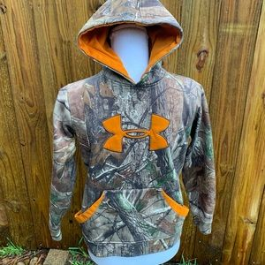 YMD Camo Under Armour Hoodie